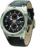 Jorg Gray Herren Armbanduhren Chronograph Quarz Edelstahl JG7800-21
