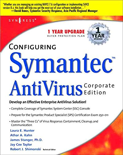 [(Configuring Symantec Antivirus)] [By (author) Syngress Media ] published on (June, 2003)