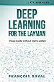 #8: Deep Learning: Deep Learning for the Layman. Visual Guide without Maths added (Data Sciences Book 3)