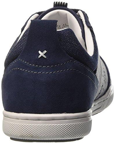 Bata 8419633, Sneaker a Collo Alto Uomo Blu