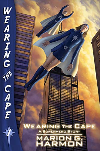 Wearing the Cape (Wearing the Cape Series Book 1) (English Edition) (Kinder Für Vampir-capes)