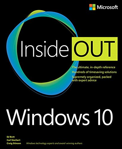 Windows 10 Inside Out Pcs Professional-serie Handy