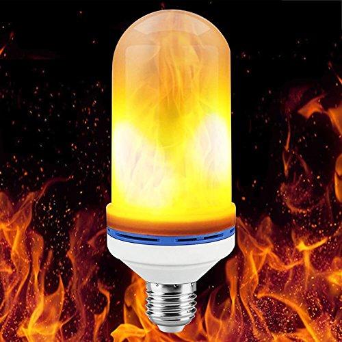 Blinkender LED Flamme Glühbirne, 1052835LED Perlen Analog dekorativen Leuchten Familie, Garten, Party, Bar, Hochzeit, Urlaub Dekoration Atmosphäre Flame Lichter