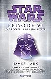 Star Wars - Episode VI: Die Rückkehr der Jedi-Ritter - Roman nach dem Drehbuch von Georg Lucas