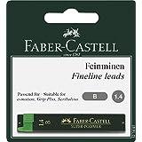 Faber-Castell - Minas para portaminas 1,4 mm (2 unidades)