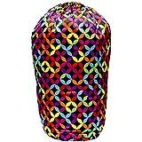 Kanga Care KRPAIL_OS-P115 - Forros impermeables para cubos, niñas, 6-9 meses, multicolor