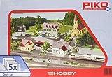 Piko 61925 H0 Dorf-Set