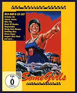 Rolling Stones - Some Girls/Live in Texas '78 (+ CD) [Blu-ray]