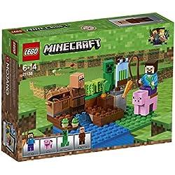 Lego Minecraft - la Fattoria dei Meloni, 21138