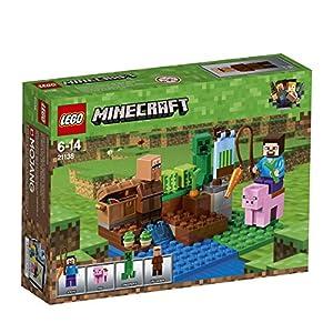 Lego Minecraft 21138 Melonenplantage, Minecraft Set, Bunt