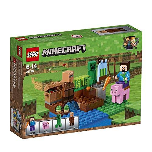 LEGO Minecraft – Melonenplantage