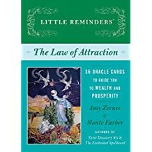 Little Reminders(r) the Law of Attraction: 36 Oracle Cards to Guide You to Wealth and Prosperity