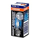 OSRAM Lampe 35W D2S Night Breaker Unlimited Weiss 4052899047082