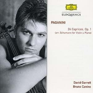 Paganini:24 Caprices Op.1 [Import belge]