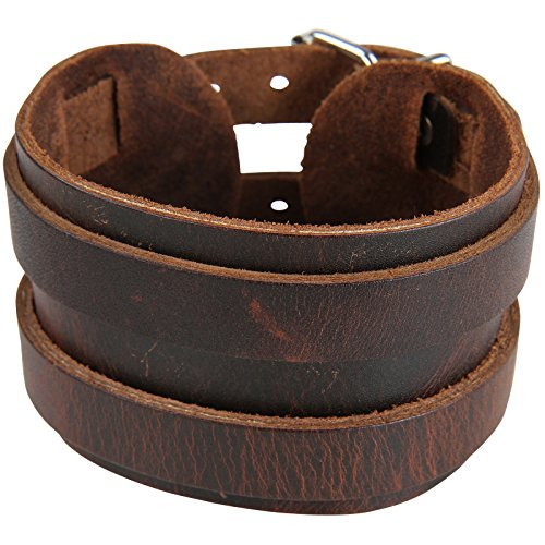 jago-vintage-leather-wristband-choice-of-colours-and-designs-unisex-mens-womens-leather-belt-bracele
