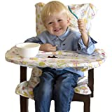 MAMAPED Disposable Baby Feeding Chair Seat And Table Cover Sheets- 10 Set
