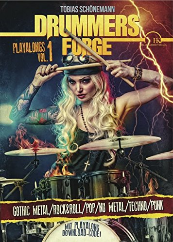 - Drummers Forge: Playalongs Vol. 1