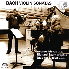Sonata in G Major, BWV 1019: III. Allegro