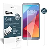 dipos I 2x Screen Protector for LG G6 Flexible Glass 9H