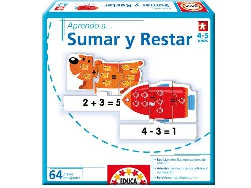 Educa Borrás - Aprendo A...Sumar Y Restar 14235