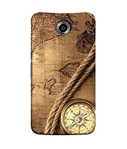 Fuson Designer Back Case Cover for Motorola Nexus 6 :: Motorola Nexus X :: Motorola Moto X Pro :: Google Nexus 6 (future a dream all we ever have is now)