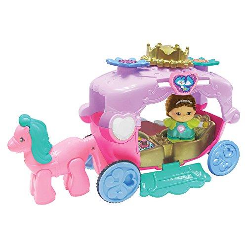 VTech–198505–TTC–la Carroza Encantada + Jade la Princesa en balade