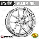 MACOTA 1210076 Vernice Alluminio Ruote Spray Smalto Speciale per Cerchioni