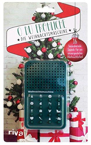 O du fröhliche – die Weihnachtsmaschine