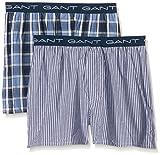 GANT Men's Pack of 2 Gant Ch Logo Boxer Shorts
