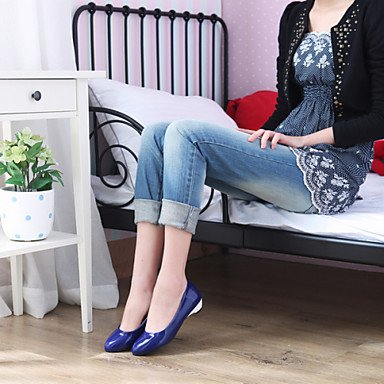 Zormey Les Talons Des Femmes Printemps Été Automne Bureau Tissu Confort &Amp; Robe Carrière Stiletto Heel Buckle Noir De Bourgogne US12.5 / EU45 / UK10.5 / CN47