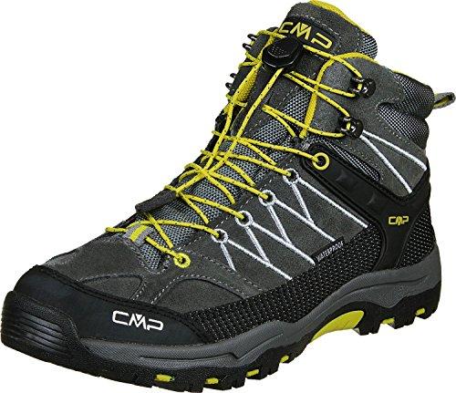 CMP Rigel Mid WP, Chaussures de Randonnée Hautes Mixte Enfant