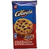 Lu Granola Cookies Gros Éclats de Chocolat au Daim 184 g
