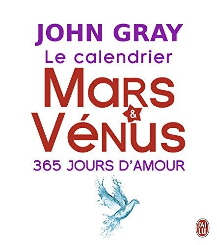 Le calendrier Mars & Vénus : 365 jo...
