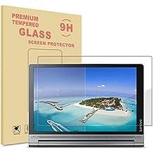 Lenovo Yoga Tab 3 Plus/Yoga Tab 3 Pro Protector de Pantalla, Infiland Premium Protector de Pantalla de Vidrio Templado para Lenovo Yoga Tab 3 10 Plus / yoga tab 3 Pro 10.1 inch Tablet