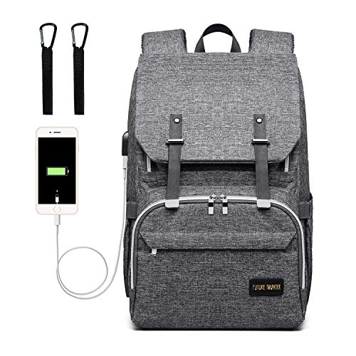 future founder wickelrucksack usb port