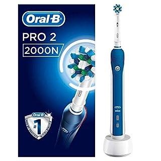 Oral-B PRO22000N CrossAction Brosse À Dents Électrique (B073CZ6341) | Amazon price tracker / tracking, Amazon price history charts, Amazon price watches, Amazon price drop alerts