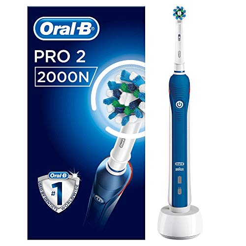 Oral-B PRO 2 2000N CrossAction Cepillo Dientes Eléctrico