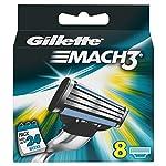 8 Gillette Mach 3