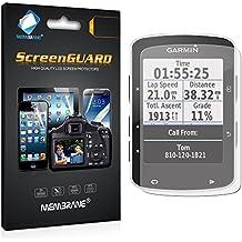 3 x Membrane Protector de Pantalla para Garmin Edge 520 - Transparente, Embalaje y accesorios