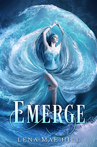 Emerge: A Paranormal Romance (Hosting Gods Book 1) (English Edition)