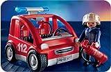 Playmobil 3177 - Brandmeisterfahrzeug