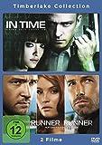 In Time - Deine Zeit läuft ab / Runner Runner - Nur einer kann gewinnen [2 DVDs]