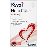 Preisvergleich für Kwai Heart Care Knoblauch Tabletten (30) - Packung mit 2