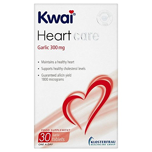 Kwai Heart Care Knoblauch Tabletten (30) - Packung mit 2