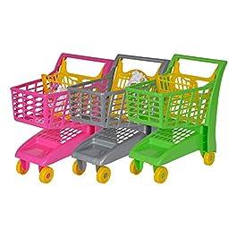 Androni – Carrello Supermercato, colori: Assortiti