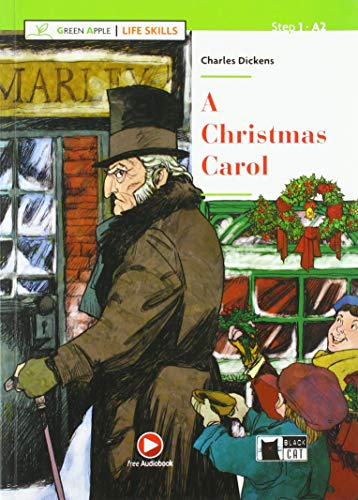 A CHRISTMAS CAROL (LIFE SKILLS A2) (Black Cat. reading And Training)