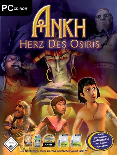Ankh: Herz des Osiris