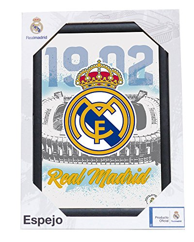 REAL MADRID CF Espejo Decorado