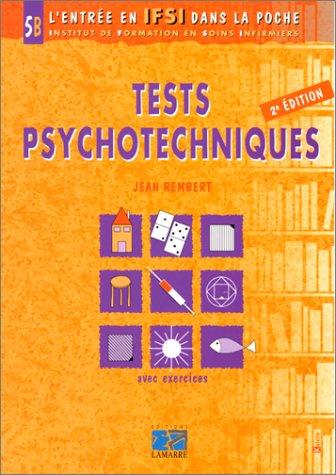 Test psychotechniques, 2e édition, tome 5. Avec exercices