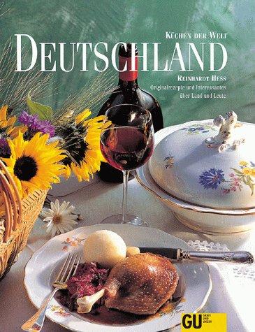 Deutschland - Küchen der Welt. Originalrezepte und interessantes über Land und Leute - Deutschland-kuchen